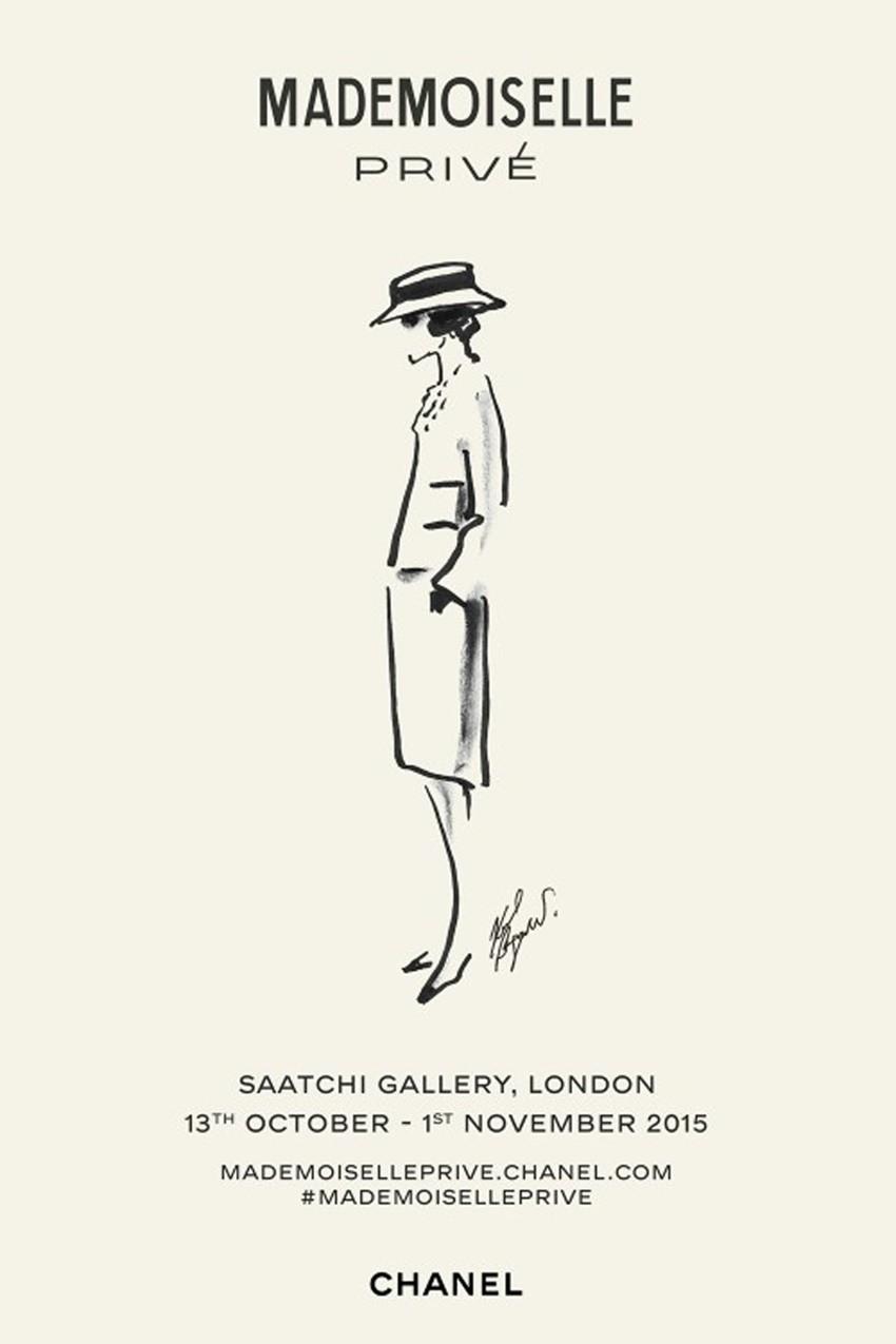 Chanel priprema veliku izložbu u Londonu!