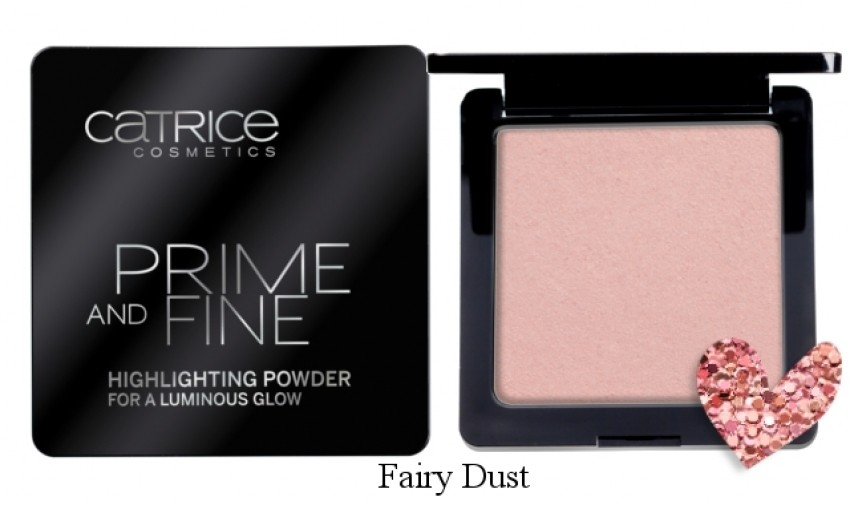 Catrice 'Prime and Fine' Highlighting Powder