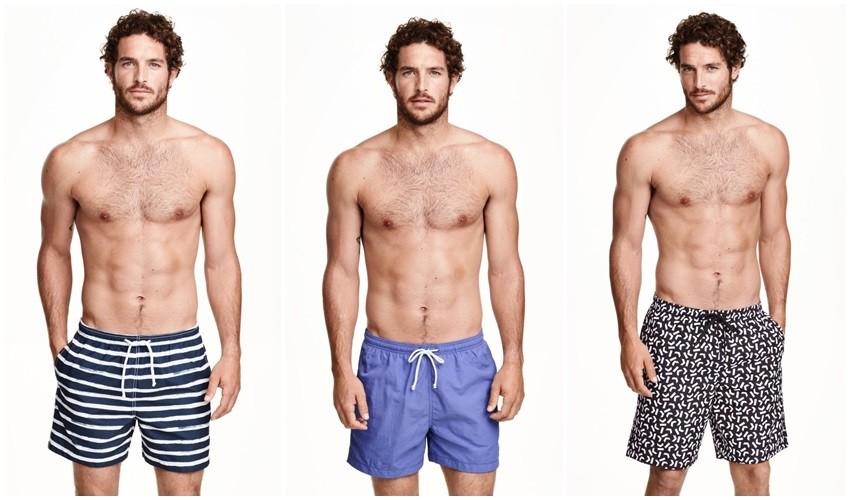 Najbolji muški kupaći kostimi za ljeto 2015. iz H&M-a