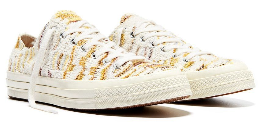 Missoni x Converse Chuck Taylor All Star '70.