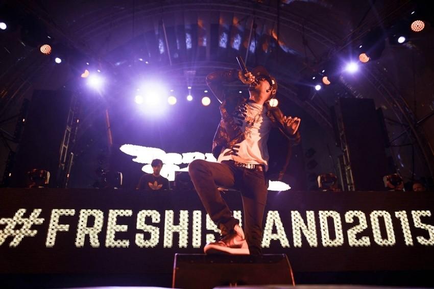 4. Fresh Island Festival