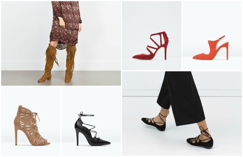 10 cipela iz Zarine jesenske kolekcije