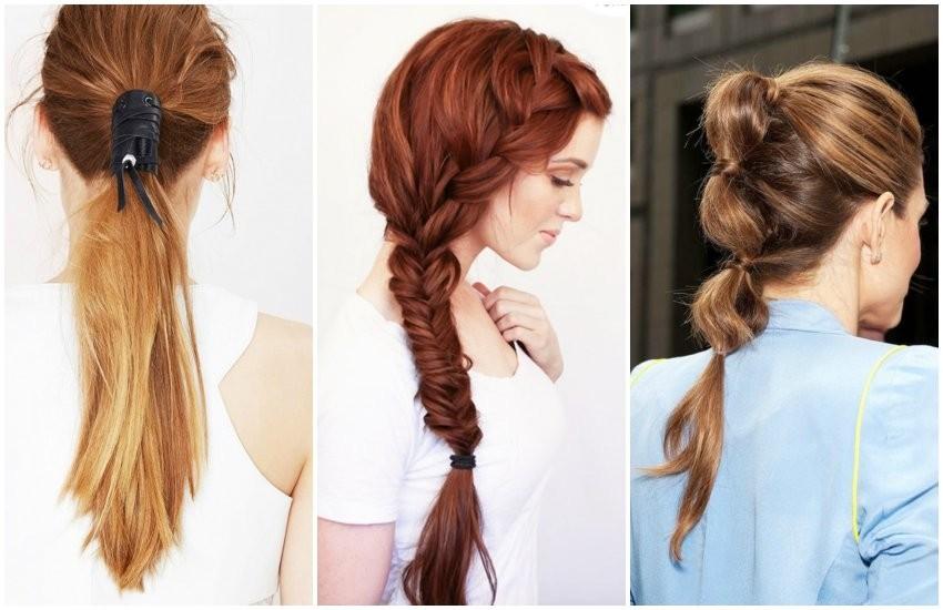 7 jednostavnih frizura koje možete napraviti kad vam je kosa prljava