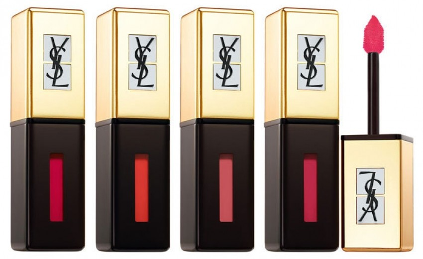 Yves Saint Laurent Vernis À Lèvres Pop Water Glossy Stain