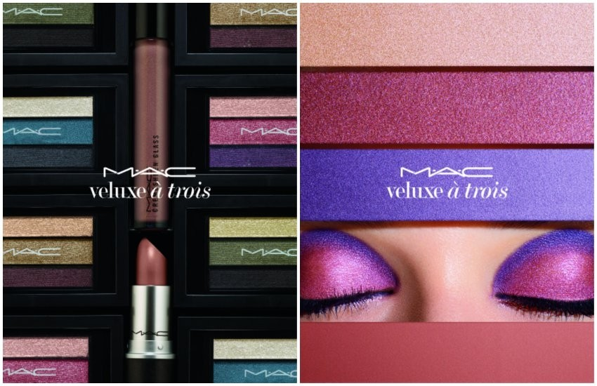 "MAC ""Veluxe a Trois"""
