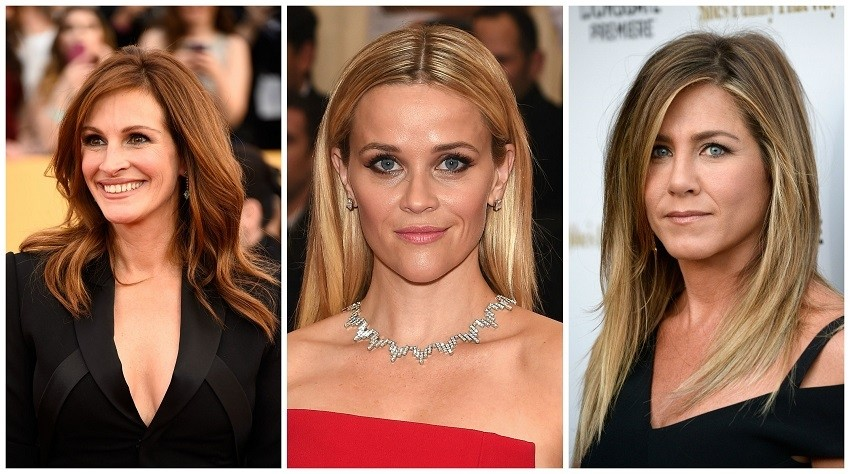 Julia Roberts, Reese Witherspoon, Jennifer Aniston