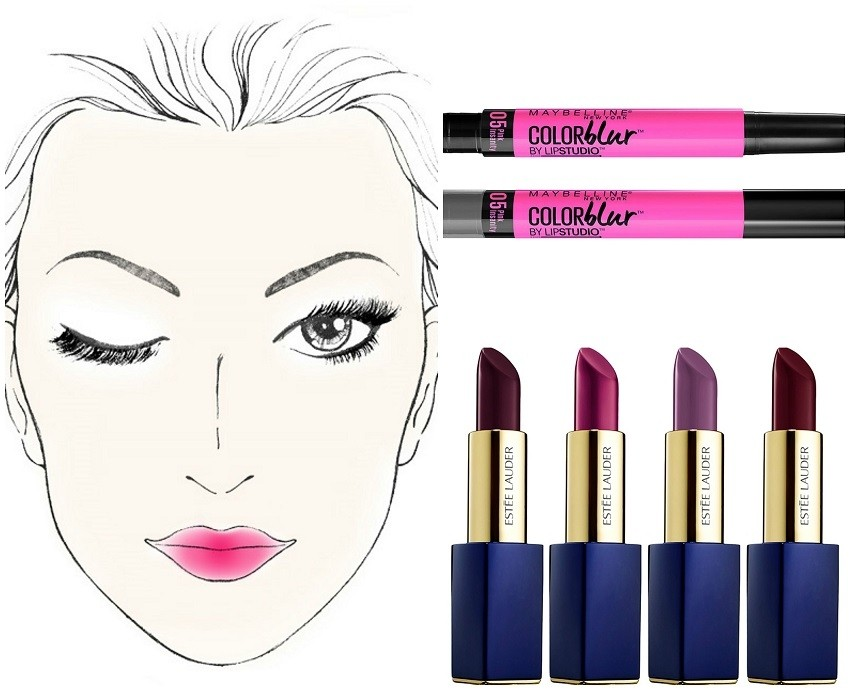 Blurred usne: Maybelline Color Blur Matte Pencil ili Estée Lauder Pure Color Matte Sculpting Lipstick