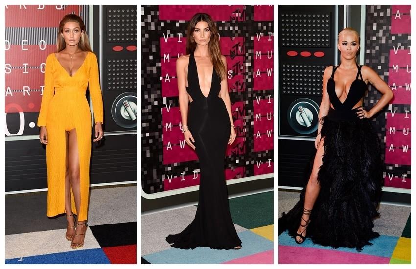 Gigi, Lily i Rita Ora