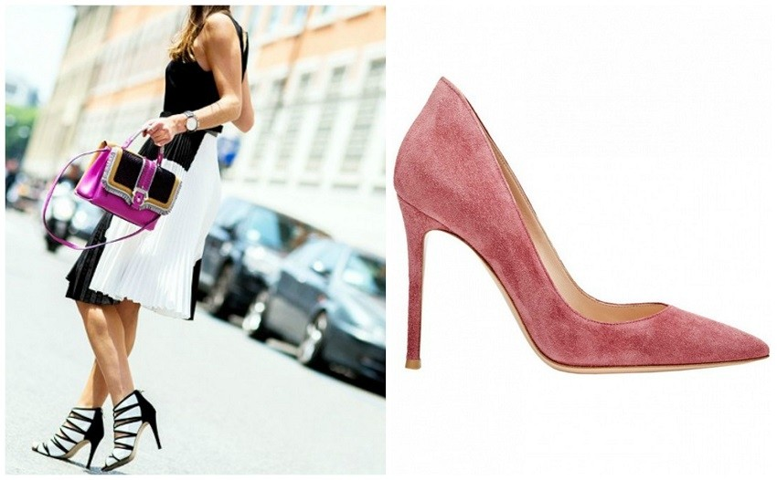The Styleograph / Gianvito Rossi Ellipsis Pumps ($690)
