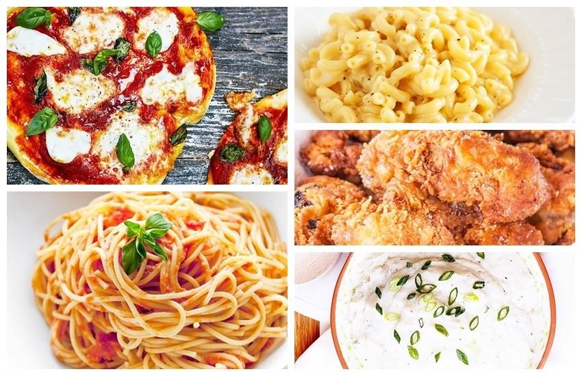 Najdražih 5 jela spremljenih na zdraviji način!