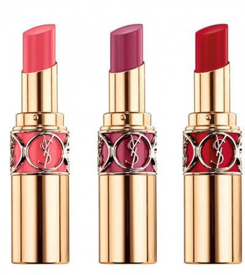 YSL Beauty Metal Lipsticks