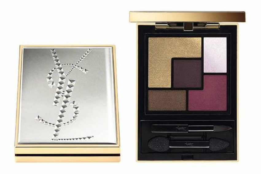 YSL Beauty Metal Palette