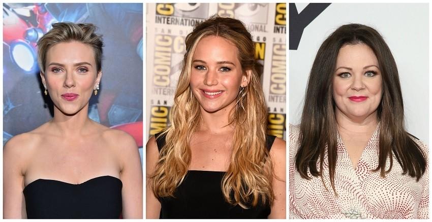 TOP 3 najplaćenije glumice na svijetu: Scarlett, Jennifer i Melissa