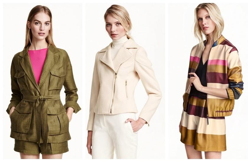 Top 6 jesenskih jaknica iz H&M-a