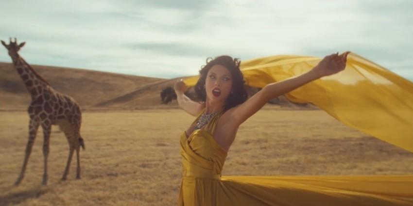 """""""Wildest Dreams"""" spot Taylor Swift neodoljiv je romantični film"""
