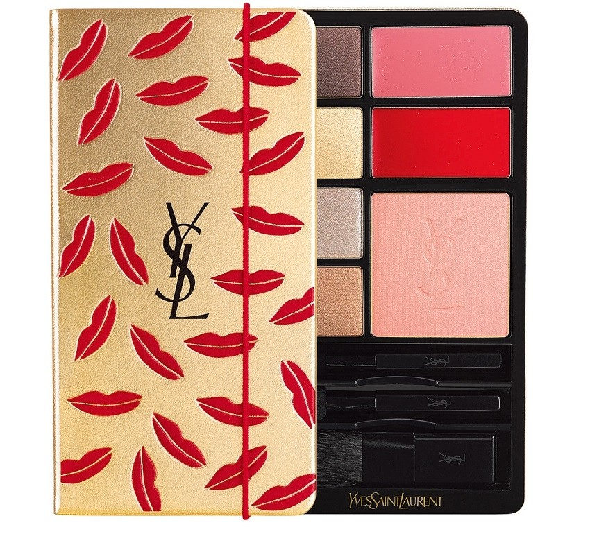 Yves Saint Laurent Kiss & Love Multi Usage Palette