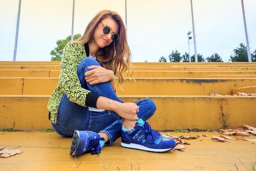 Anita Dujić obožava Adidas tenisice!