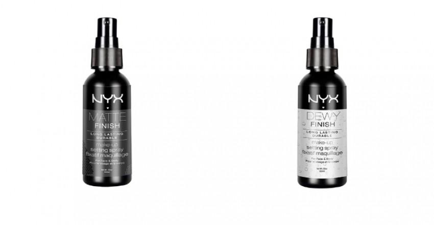 NYX Finish Makeup Setting Spray