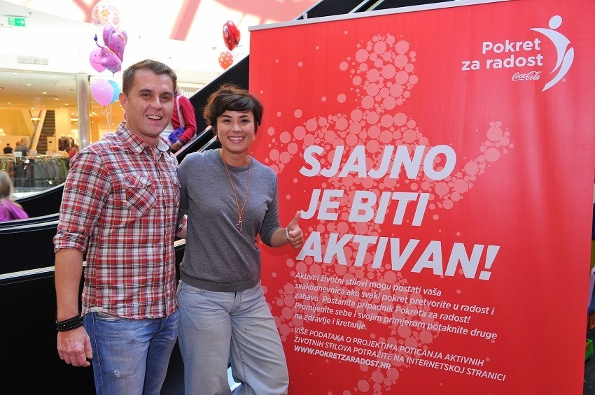 Mirna Medaković i Hrvoje Stepinac