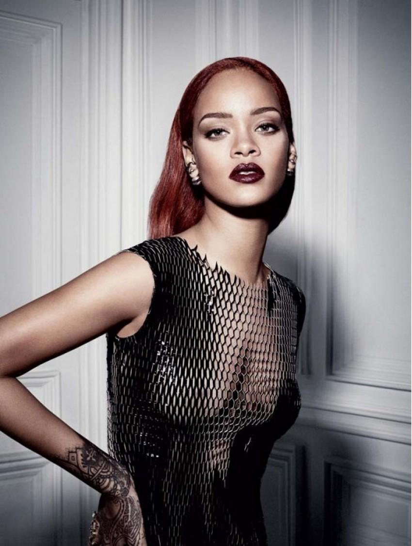 Rihanna za Dior Magazine