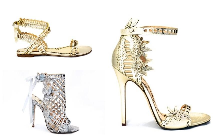 Marchesa lansirala kolekciju cipela za proljeće 2016.
