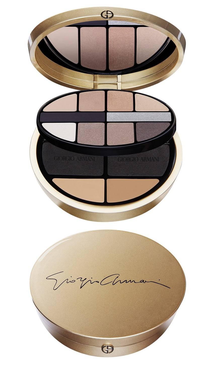 Giorgio Armani The Hollywood Palette