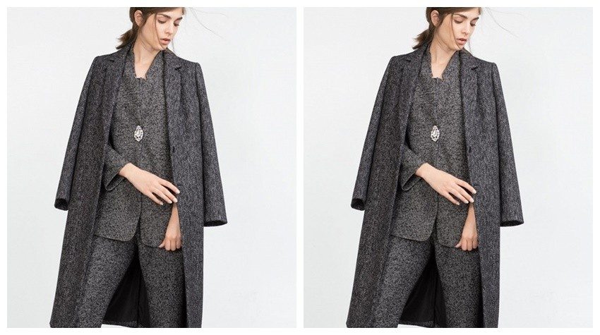 Zara Maxi Coat (799,90 HRK)