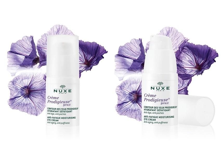 NUXE Crème Prodigieuse® Yeux hidratantna krema protiv podočnjaka