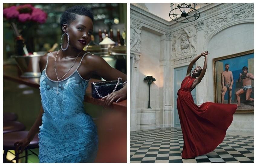 Lupita je pozirala za Vogue pred objektivom Mert&Mercusa!