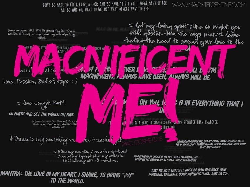 U listopadu dolazi dugoočekivana MAC MACnificent Me kolekcija!