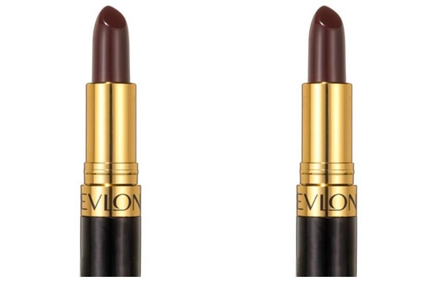"Revlon Super Lusterous Lipstick ""Black Cherry"""