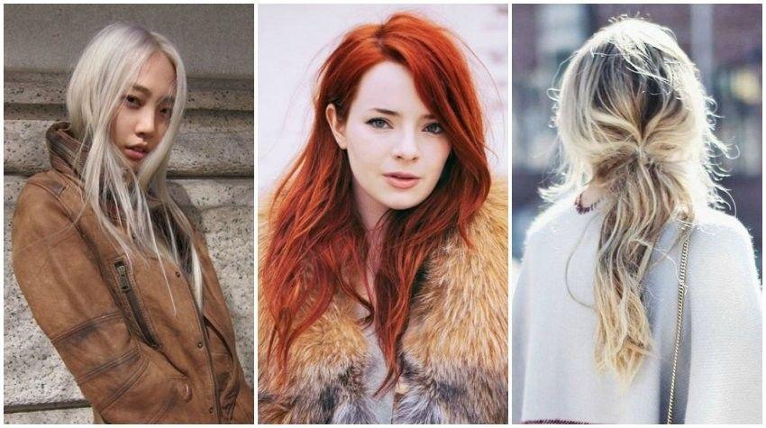 TOP boje kose za jesen!