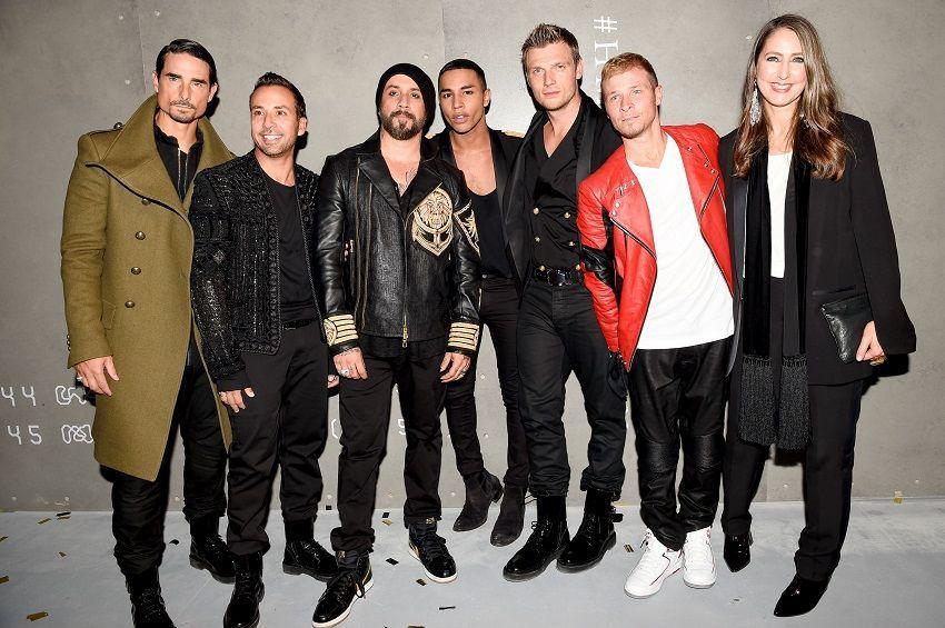 Nastupali su i Backstreet Boysi!