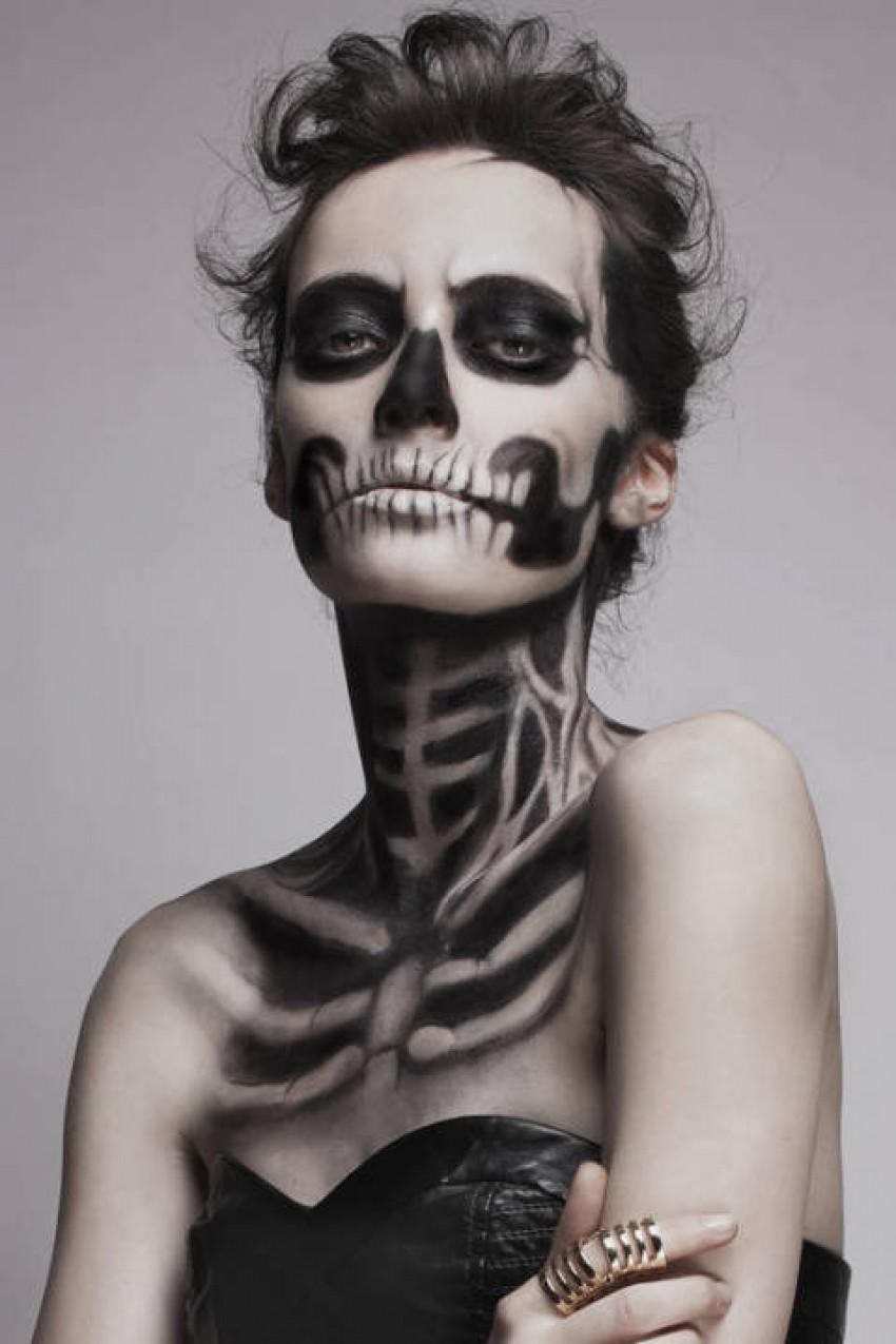 make-up lookovi za halloween/ noć vješticaivana mlikota