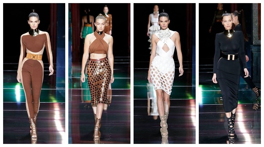 Balmain oduševio rpvog dana Paris Fashion Week-a!
