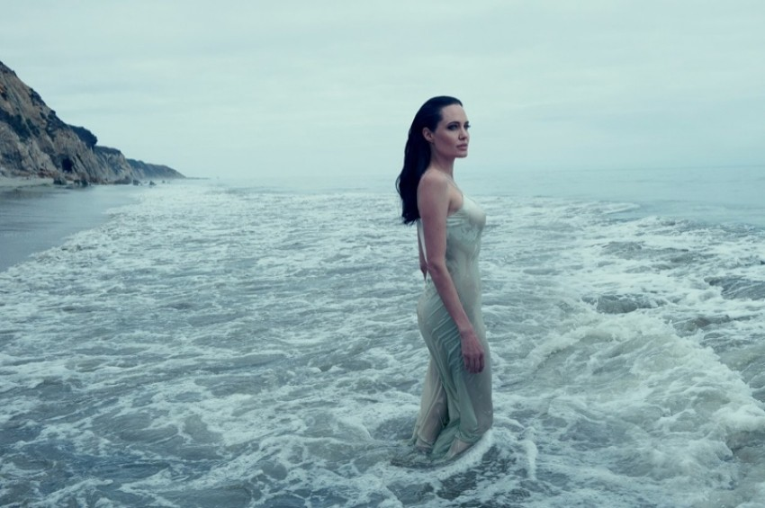 Angelina Jolie za američki Vogue
