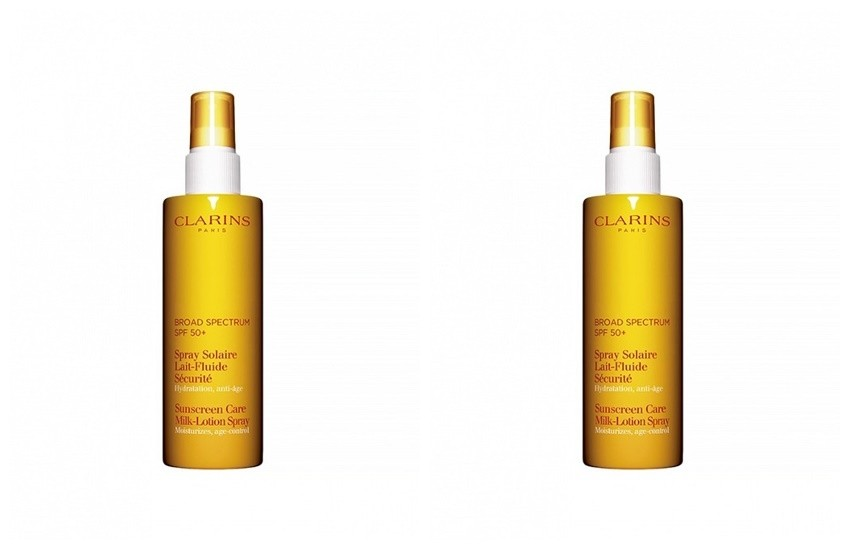 Clarins Sunscreen Care Milk-Lotion Spray