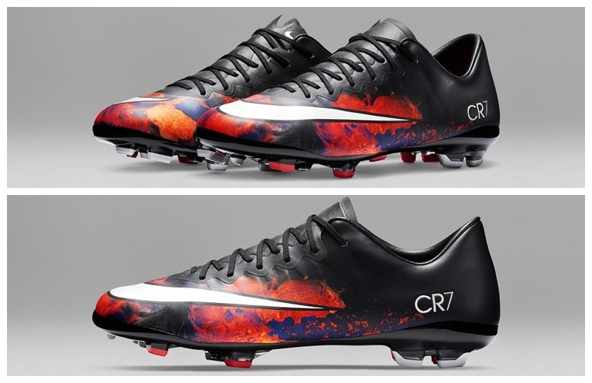 "CR7 ""Savage beauty"""