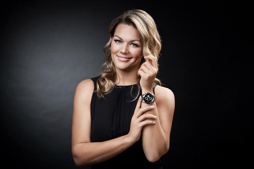 Prekrasna Sandra nova je ambasadorica za Tag Heuer