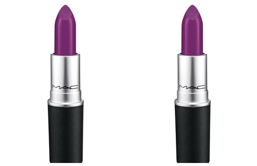 """MAC Lipstick """"Heroine"""""""