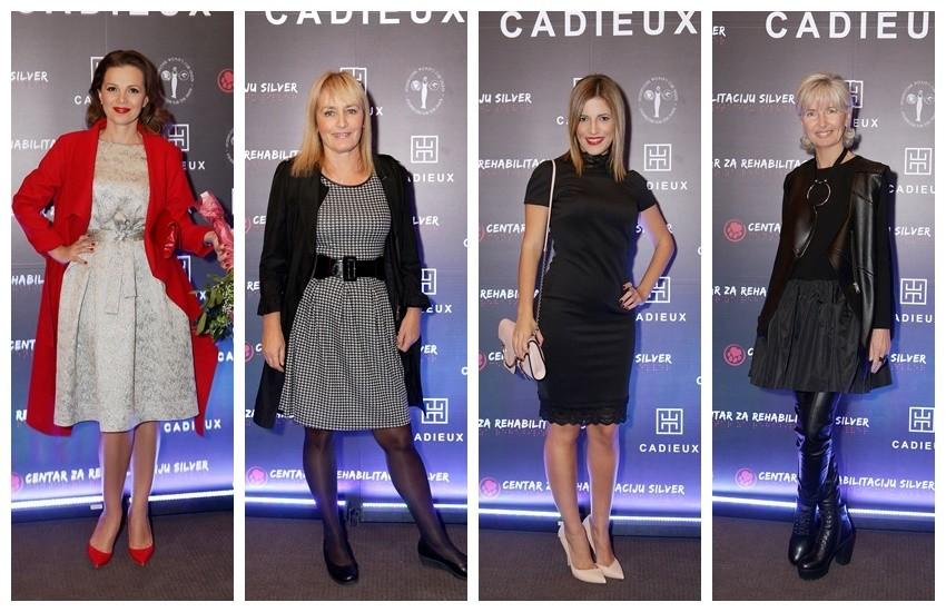 Sandra Bagarić, Sanja Pilić, Tea Blažević, Tihana Harapin Zalepugin