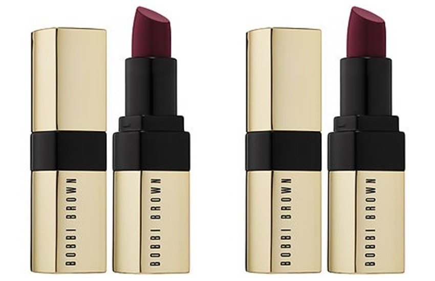 "Bobbi Brown Luxe Lip Color ""Plum Brandy"""