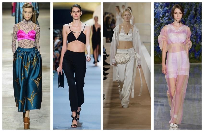 Dries Van Noten, Mugler, Balenciaga, Dior