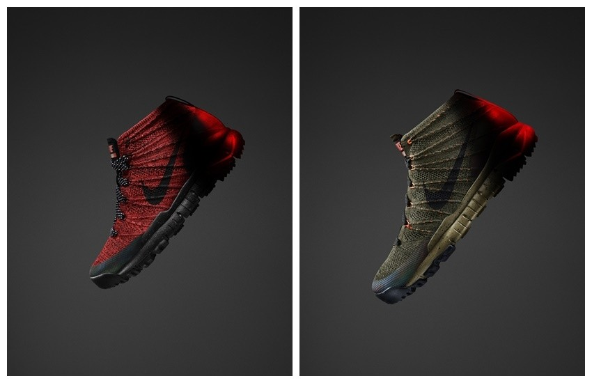 Nike Flyknit Trainer Chukka SneakerBoot