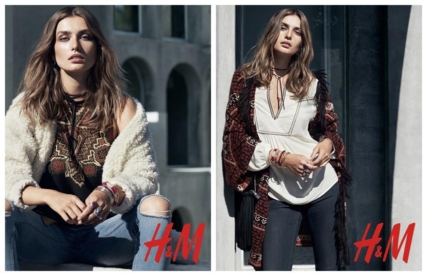 H&M donosi miks Boho trendova za zimu!