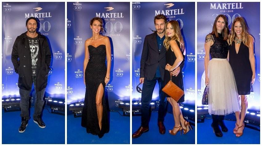 U društvu brojnih poznatih Martell proslavio 300 godina postojanja