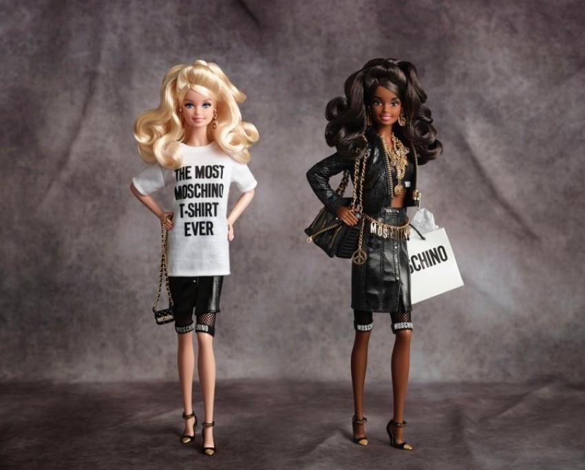 Moschino Barbie kolekcija