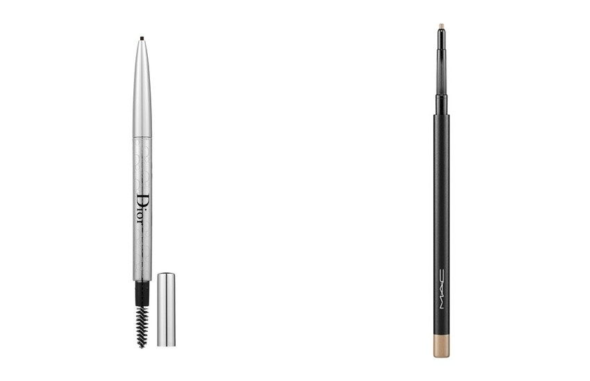 Dior Diorshow Brow Styler Ultra-Fine Precision Brow Pencil / MAC Eye Brow Pencil