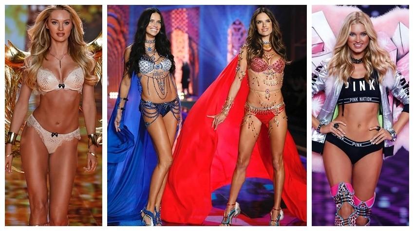 Candice, Adriana, Alessandra i Behati
