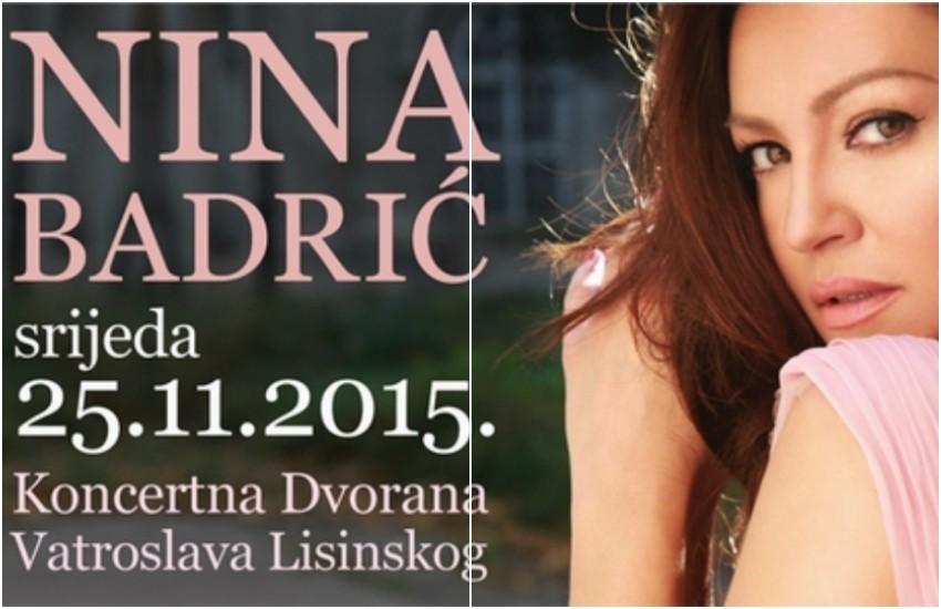 Nina Badrić u Lisinskom!